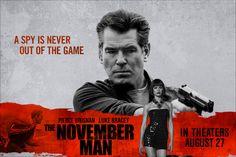 The November Man (2014) – Watch Online Free Movie Trailers #thenovemberman #piercebrosnan