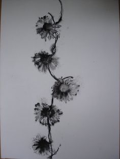 Love this daisy chain design!!