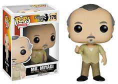 Pop! Movies: The Karate Kid - Mr. Miyagi
