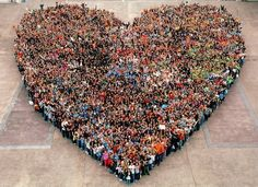 The only one heart.....