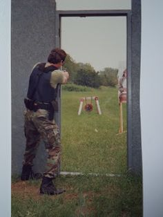 Handgun Combatives: What the hell?! My thoughts on current combative firearms training.