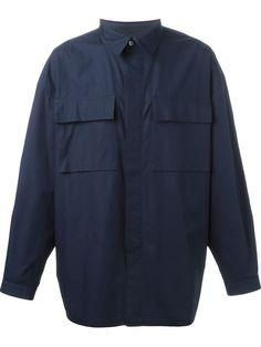 E. TAUTZ Terry shirt. #e.tautz #cloth #shirt
