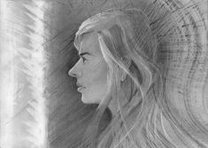 Fascination. Pencil. Author: Witold Kubicha