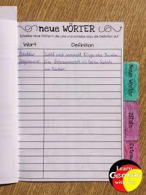 Lesemotivation neue Wörter Bullet Journal, New Words, Great Books, Primary School, Reading, Kids