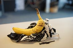 Star Wars - Jabbanana the Hutt !