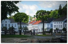 My home town! Norway Viking, Kristiansand, Norway Travel, White City, Midnight Sun, Small Towns, Summer Time, Vikings, Scotland