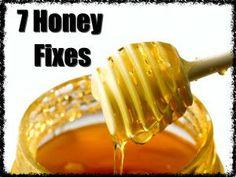 7 Ways Honey Naturally FIXES Your Life