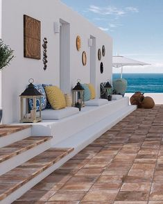 Casa de estilo mediterránea