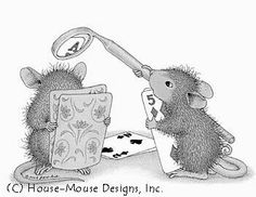 House Mouse design.  Stop by my Etsy Shop: www.etsy.com/shop/TeoldDesign