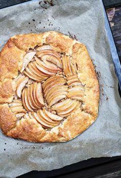 Omena-galette