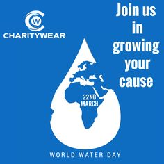 Looking for designers, charities and corporations who need to grow their cause in water. Join us! https://mycharitywear.com/.