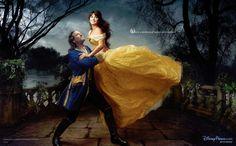 Annie Leibovitz: The Disney Dream Portraits  Jeff Bridges e Penelope Cruz