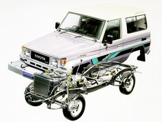 Toyota Land Cruiser 1984 wallpapers - Free pictures of Toyota Land Cruiser 1984 for your desktop. HD wallpaper for backgrounds Toyota Land Cruiser 1984 car tuning Toyota Land Cruiser 1984 and concept car Toyota Land Cruiser 1984 wallpapers. Toyota Lc, Toyota Fj40, Cutaway, Land Cruiser 70 Series, Off Road, Toyota Land Cruiser, Concept Cars, Supercars, Hot Rods