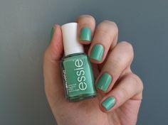 Polish Chest: essie - turquoise & caicos