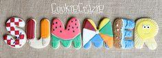 CookieCrazie: Summer is HERE...... in Cookies :)
