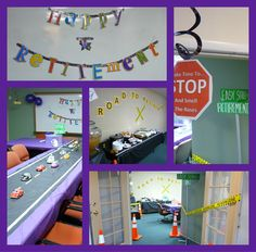 Retirement Party At The Office -  So sad to see her go, but we had a blast with the #RetirementParty !! #PartyAtTheOffice #RetirementPartyIdeas #FunOfficeCulture www.multicareinc.com
