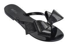 7ceeec33d3c27 Melissa Women s Harmonic Bow III Thong Sandals