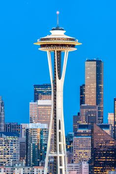 Most Popular Destinations #9 - Seattle, WA - September's Bumbershoot festival is ones of the biggest performing arts festivals in North America.