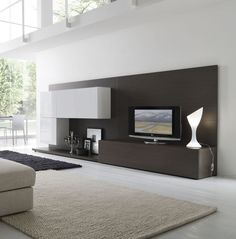 Cool Minimalist Living Room Design Ideas: Cool Minimalist Living Room Design Ideas With White Floor Color And Chandelier And Tv Stand And Desk Lamp
