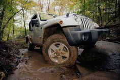 Time to Wash That Jeep® Wrangler