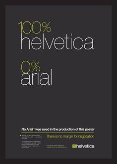 """Você já ouviu a frase """"Tudo fica melhor com Helvetica""""? Criada em 1957  pelos designers Max Miedinger e Eduard Hoffmann, a Helvética é uma fonte sem serifa"""