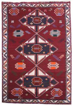 5x9u0027 vintage persian rug pink rug living room rug bedroom rug boho rug