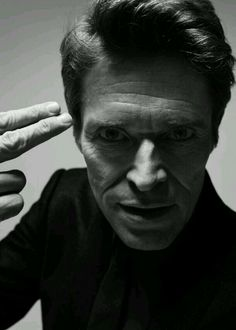 Williem Dafoe