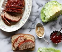 Joy the Baker – Turkey and Bacon Meatloaf - I have an old-fashioned meatloaf recipe that I like...but this sounds yummy, too.