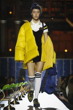 Fenty x Puma Fashion show Ready to Wear Collection Fall Winter 2017 in Paris