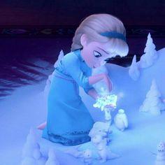Frozen And Tangled, Disney Princess Frozen, Elsa Frozen, Frozen Pictures, Disney Pictures, Brown Hair Cartoon, Anna Y Elsa, Frozen Characters, Dark Disney