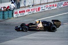 Jody Scheckter, #20 Wolf-Ford WR1