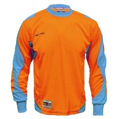 Vizari Siena Brite Goalkeeper Jersey - Orange / Blue, Adult Medium by Vizari. $19.97. Vizari Mens Siena Brite Goalie JerseyPerformance And Quality! Bold, long sleeve goalie jersey so you stand out without sacrificing comfort or performance. Vizari's unwavering commitment to provide unique high quality sports apparel at reasonable prices is evident in each and every one of its products. That is why all Vizari products are quality guaranteed so its not hard to see that the...