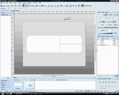 A basic tutorial about making templates with Serif CraftArtist Professional.