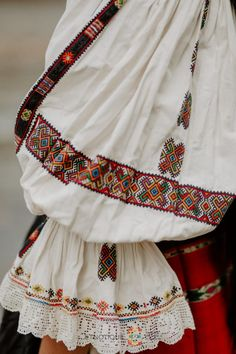 Folk Costume, Costumes, Dream Dress, Cross Stitch Patterns, Tapestry, Traditional, Embroidery, Blouse, Handmade