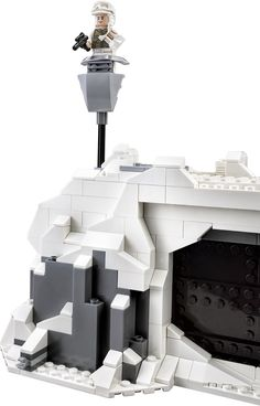 Preview: 75098 Assault on Hoth | Brickset: LEGO set guide and database
