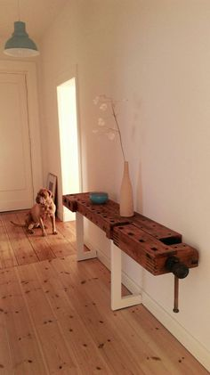 Hobelbank / Planed Bench #woodworkingbench