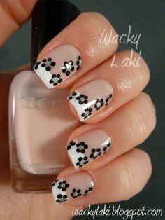 Wacky Laki #nail #nails #nailart