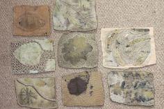 Caroline Bell textiles blog