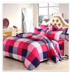 New Arrivals Sanding Modern Bedding Set 4Pcs Set Duvet Cover + Sheet +2 pcs Pillow Case Reactive Printing Size King Queen patrol