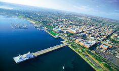 The small city of Geelong Australia [1020 x 612]