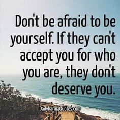 Never be afraid to be who you really are! #transgender #dontbeafraid…