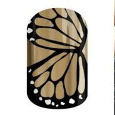 B6g2nwot Jamberry - Butterfly Effect