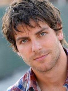 Inspiration for younger brother Beckett Hanover (real life: David Gluntoli from TV series Grimm), the hero of Book #2, which comes out July 2013