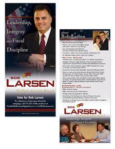 Bob Larsen, DuPage County Board