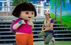 Dora The Explorer show