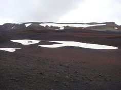 Askja. Iceland