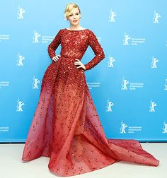 Elizabeth Banks at the Love & Mercy photocall during the Berlin International Film Festival on Feb. 8.
