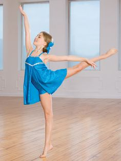Think of Me - Style 0405 | Revolution Dancewear Contemporary/Lyrical Dance Recital Costume