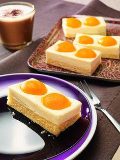 Ein cremiger Käsekuchen mit Aprikosen für den ganzjährigen Genuss