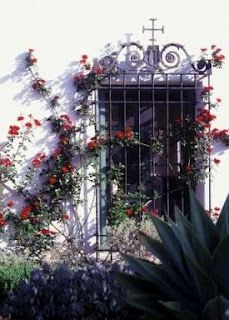 Cliff May - Spanish Style Wrought Iron Window Grills's remaining house xamary